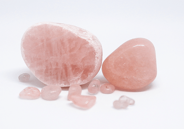 Rose Quartz Crystals