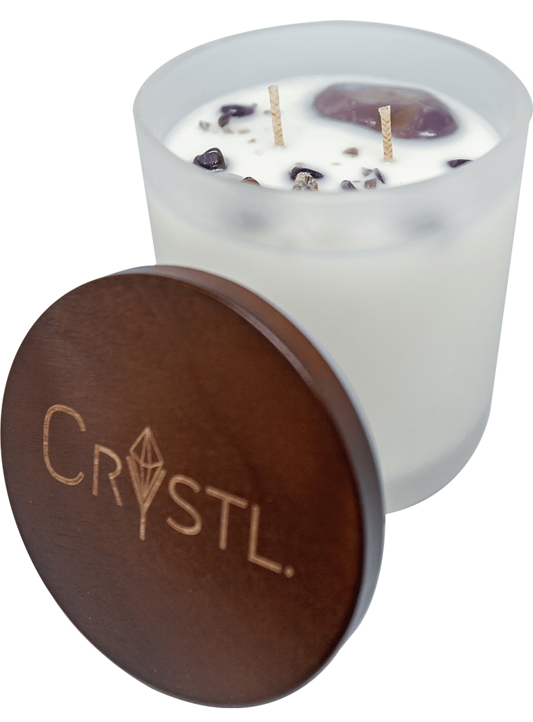 Crystal Candle